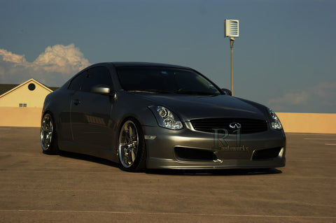 Nismo Style Front Bumper