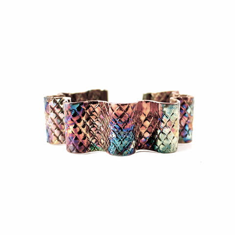 "Fire Dragon ""Mystiq"" Cuff"