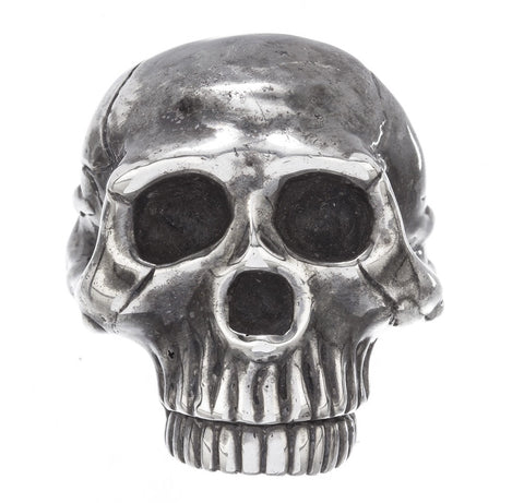 """Harley"" Mens Scull Ring"