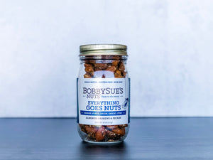 BobbySue's Everything Goes Nuts Nut Mix