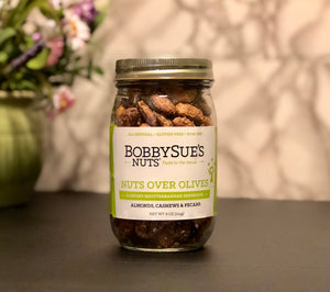 Nuts Over Olives