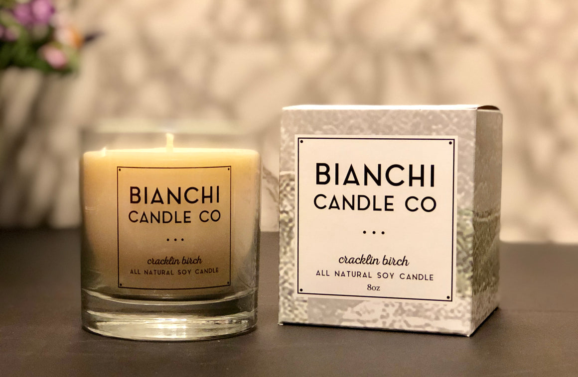 Cracklin' Birch Candle