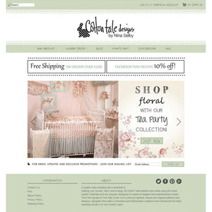 Cotton Tale Designs - Photography and Web Design - Los Angeles, US based Shopify Experts Revo Designs