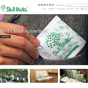 Stall Mates - Photography and Web Design - Los Angeles, US based Shopify Experts Revo Designs