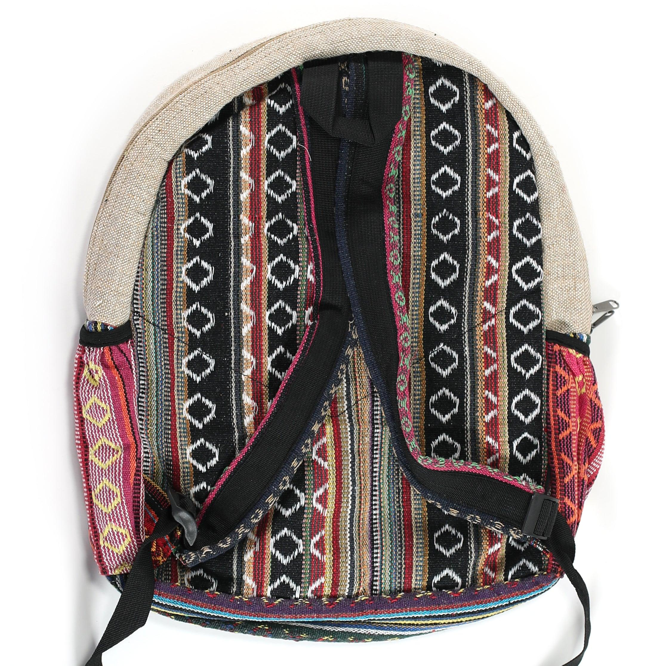 Hemp Backpack (6 photos) - Photography and Web Design - Los Angeles, US based Shopify Experts Revo Designs