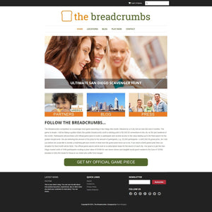 The Bread Crumbs - Photography and Web Design - Los Angeles, US based Shopify Experts Revo Designs