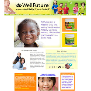 Well Future - Photography and Web Design - Los Angeles, US based Shopify Experts Revo Designs