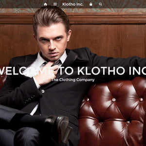 Klotho Inc - Photography and Web Design - Los Angeles, US based Shopify Experts Revo Designs