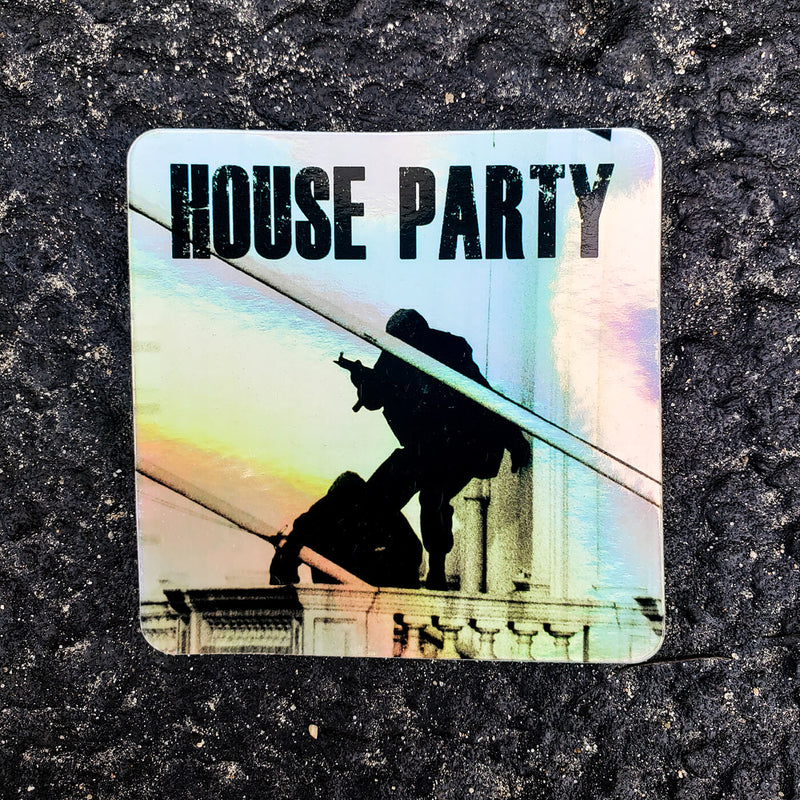 House Party Sticker