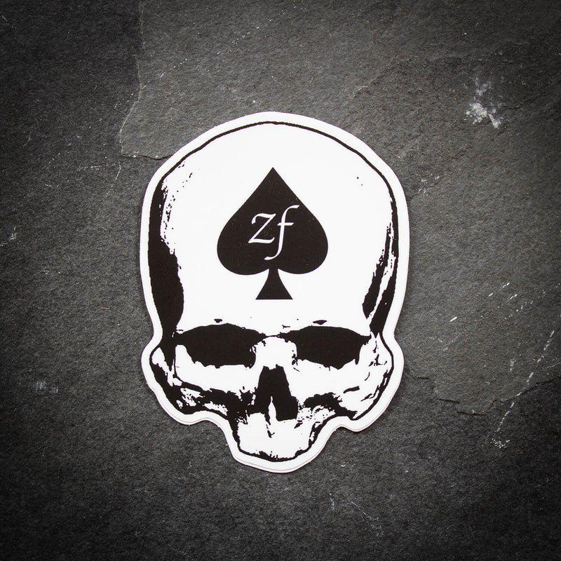 ZF Sticker (Die Cut)
