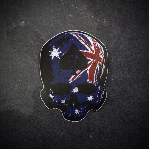 Aussie Sticker