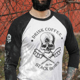 Coffee & Bodies Raglan