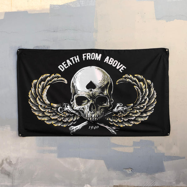 Death From Above Flag