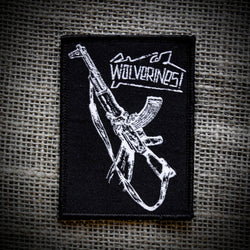 Wolverine Patch