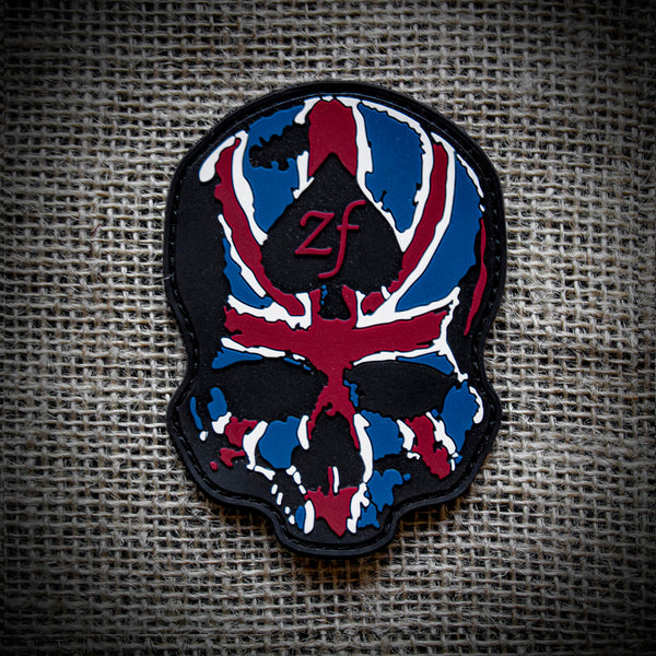 UK PVC Patch
