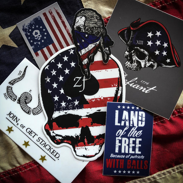 Patriot Sticker Pack