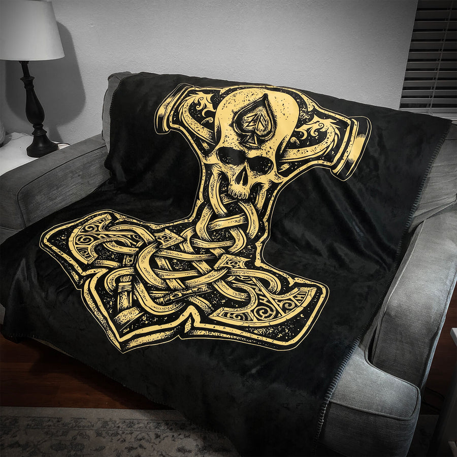 Thor Fleece Blanket