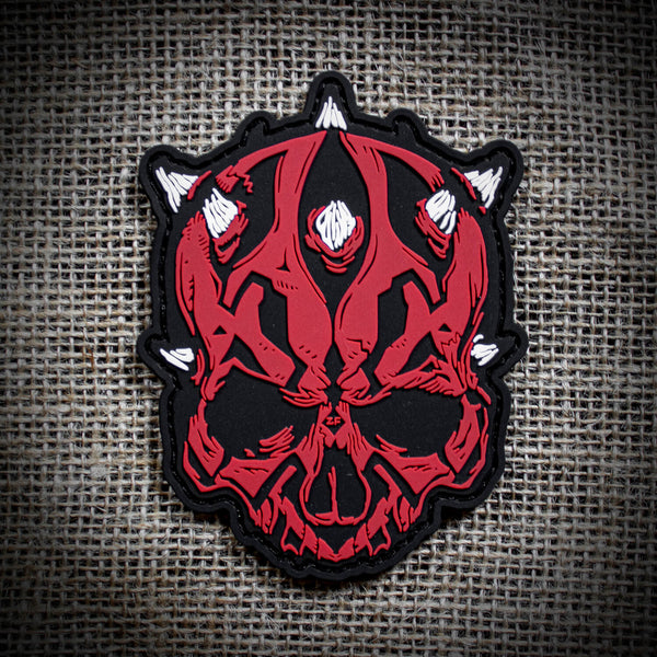 Menace Patch (PVC)