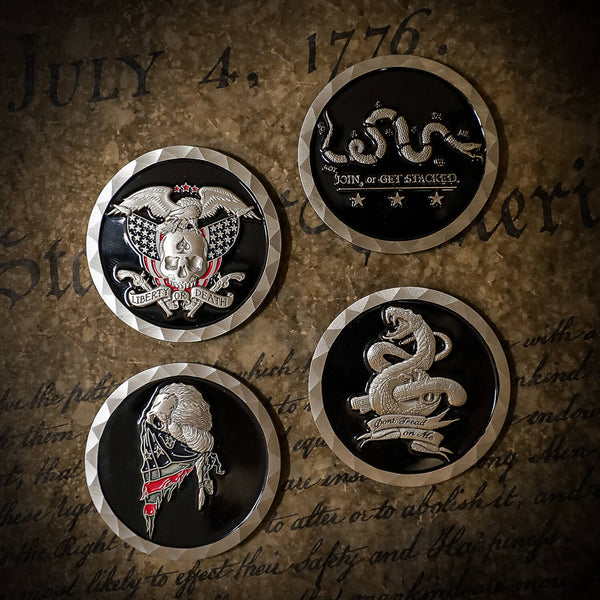 Revolution Coin Set