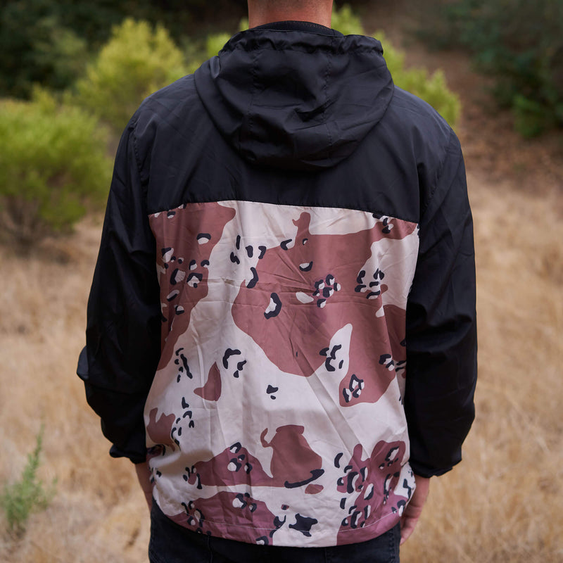 Choco Chip Windbreaker
