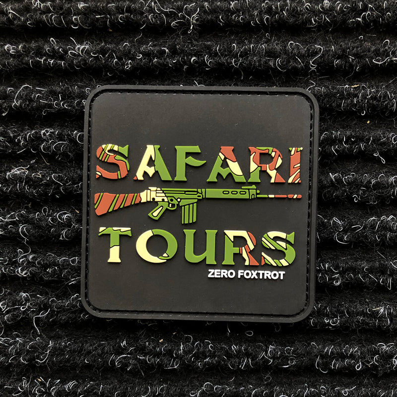 Safari Tours Patch