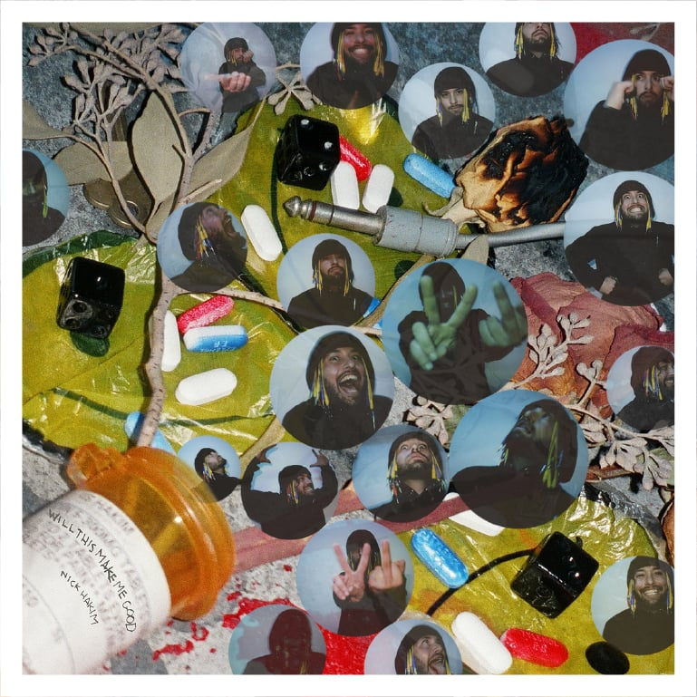 Nick Hakim - Will This Make Me Good Album Cover