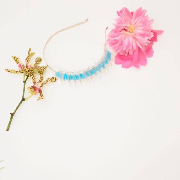 Caterpillar Headband, Single
