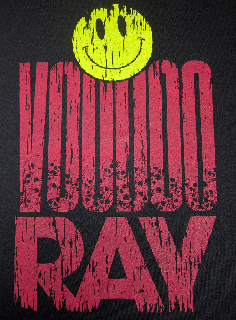 Voodoo ray t shirt a guy called gerald true stance for Acid house anthems