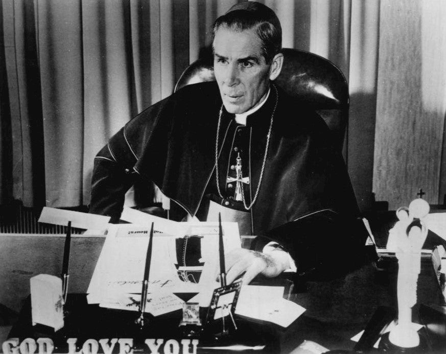 Bishop Fulton Sheen: From Small Town to Show Time
