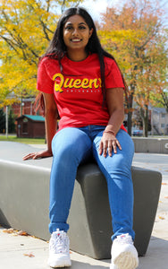 Vintage Red Queens Shirt