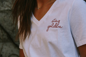 Stay Golden T
