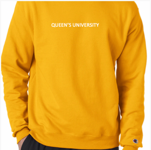 Queen's Champion Sweater