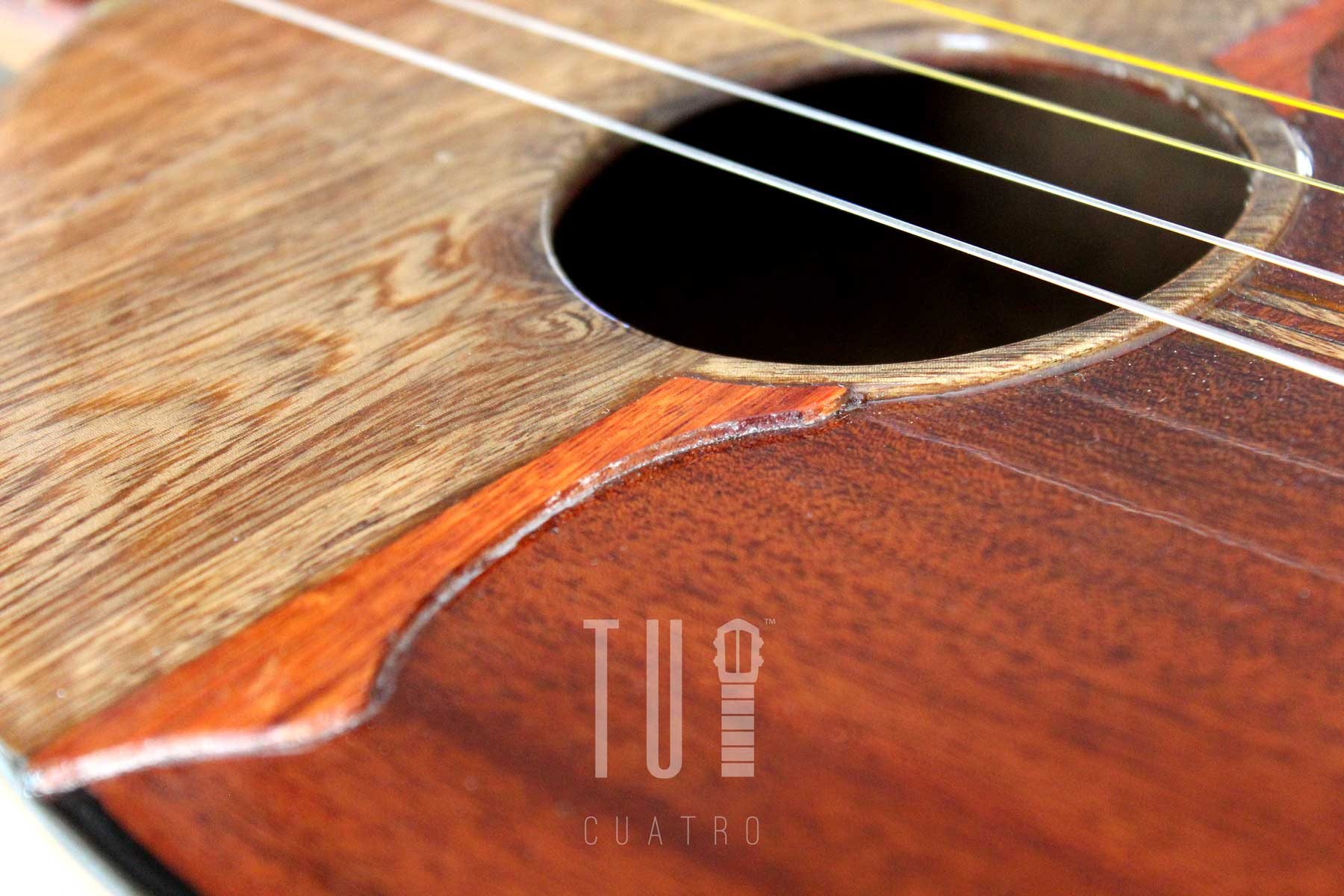 Cuatro Tapara 15 Frets / Environmentally friendly