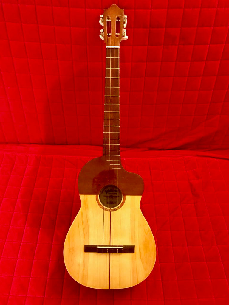 ONLY US (Shipping from Orlando, FL): DISCOUNTED Cedar & Pine Cuatro 17 Frets