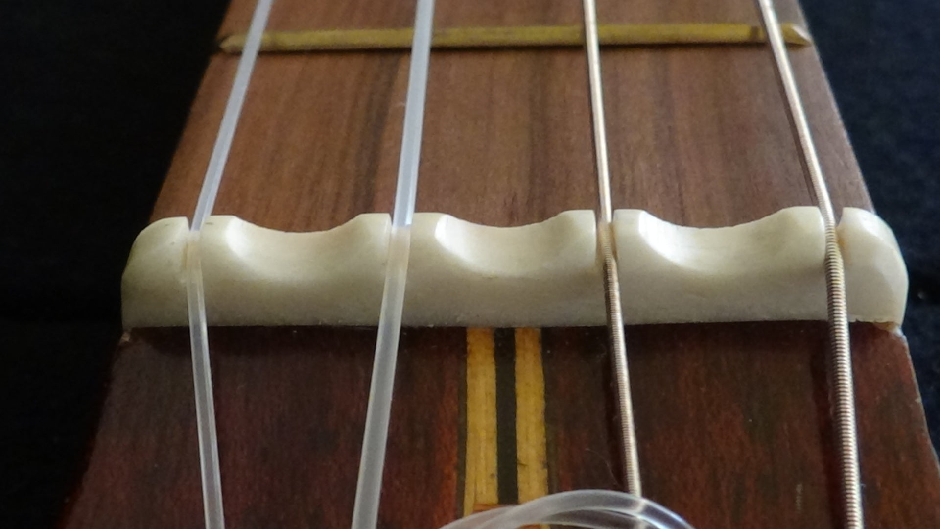 Bandola Llanera Cedar and Caoba Wood Instrument