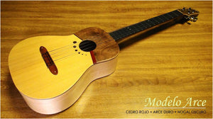 Cuatro Celeste Arce / Maple