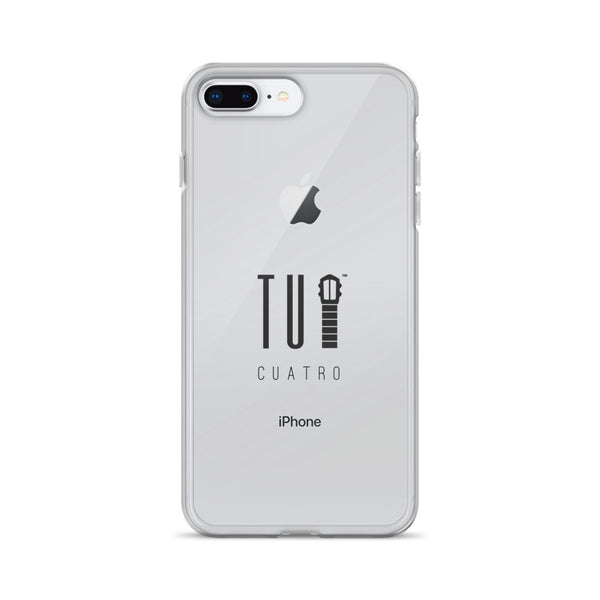 iPhone Case - TuCuatro Logo