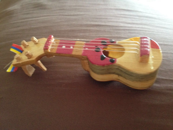 Stringed Instrument absolutely cute mini fridge magnet - music instrument
