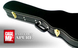 "Luxury Hardshell Case Cuatro 17 Fret - Engraved ""Colombia"""
