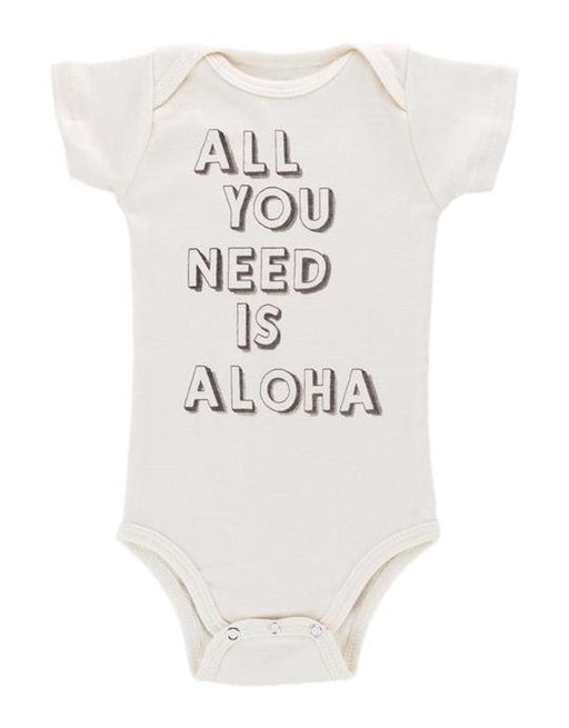 Wimini - All You Need Is Aloha (Onesie/Tee)