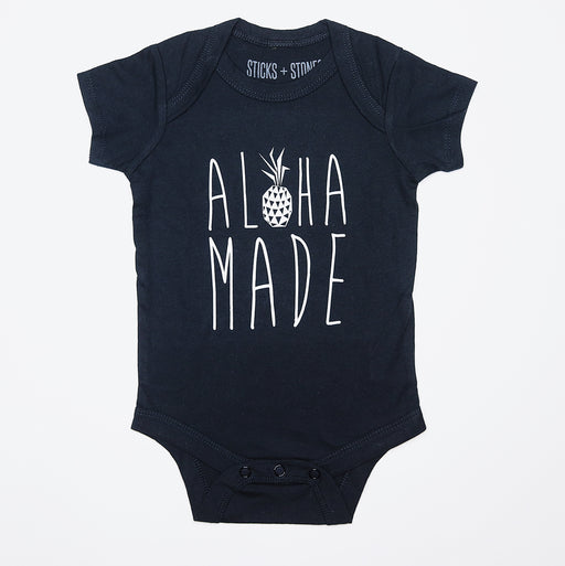 Sticks and Stones - Aloha Made (Onesie/Tee)
