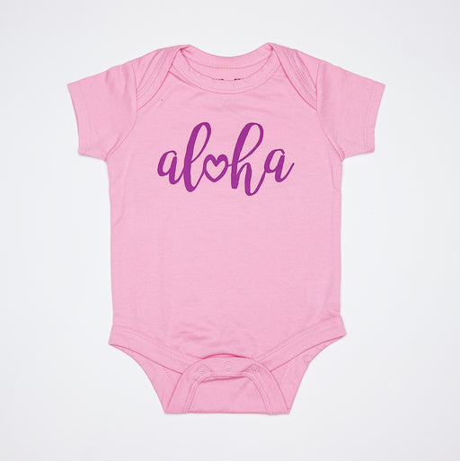 Sticks and Stones - Aloha (Onesie/Tee)