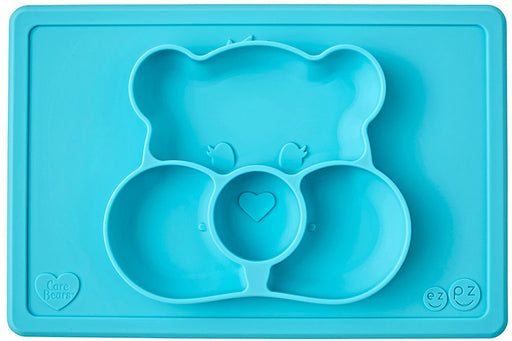 EZ PZ - Care Bears™ mat in Wish Bear™ (Teal)