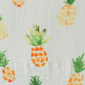 Little Unicorn - Deluxe Muslin - Pineapple