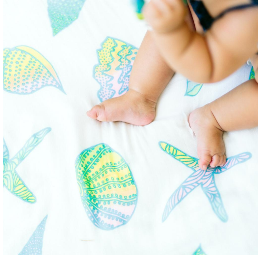 Coco Moon | Swaddle (Multiple Prints)