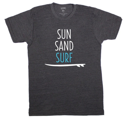 Kana'i Kai - Sun, Sand and Surf (Tee)