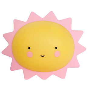 Little Lovely Company - Night Light: Sun