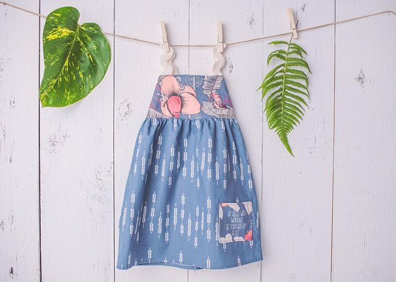 Bitty Bambu - Wonder Pocket Dress