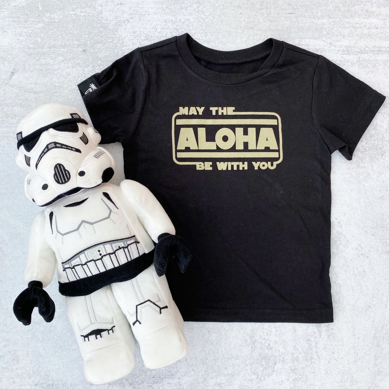 May the Aloha be with you