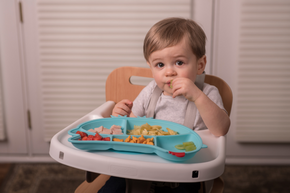 Innobaby - Silicone Suction Divided Plate Chicken